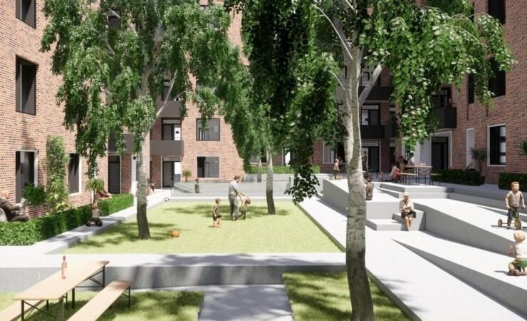 Aftale på plads for projekt med 100 lejeboliger i Høje Taastrup