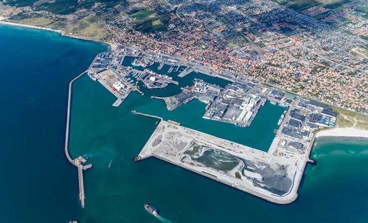 Lars' lille slæbebåd skal trække supertankeren Aarsleff mod mere bæredygtighed