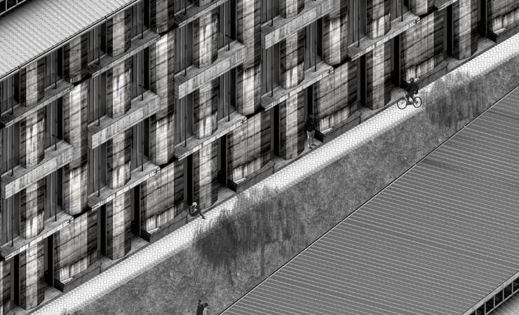 Arkitektstuderende vinder pris for bæredygtig brug af beton