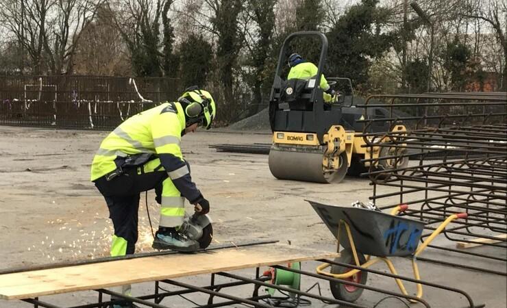 NCC etablerer ny asfaltfabrik