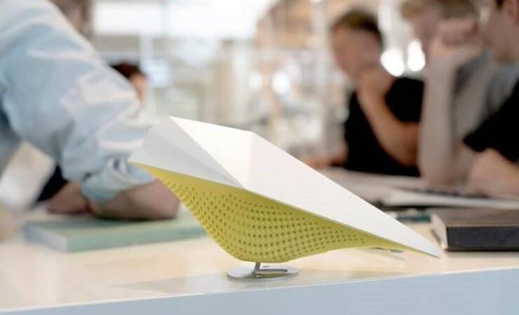 Danske arkitekter står bag lille indeklima-sladderhank