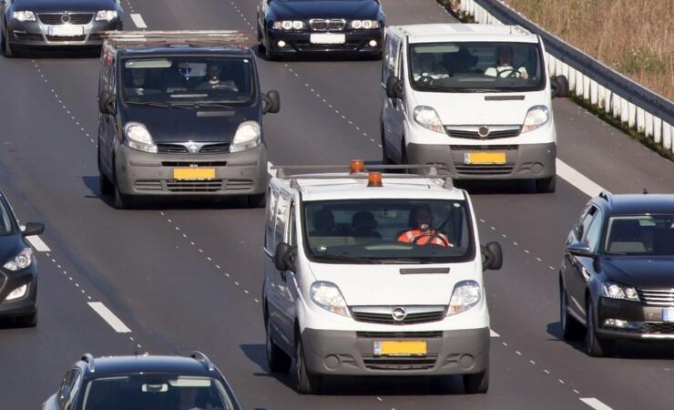 Mange varebiler kører rundt uden ansvarsforsikring