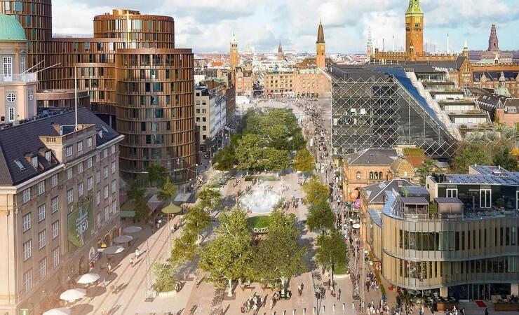 Bypark midt i København får grønt lys