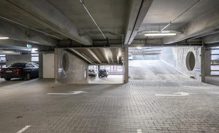 Jakobsen & Blindkilde afleverer Viborgs nye parkeringshus