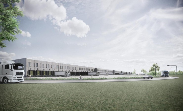 Skala Arkitekter tegner 60.000 nye kvadratmeter i Taulov
