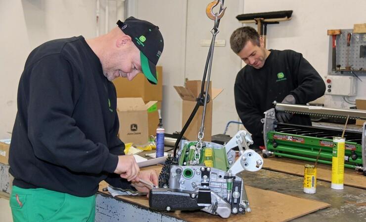 Semler opgraderer teknisk stab til golf og turf
