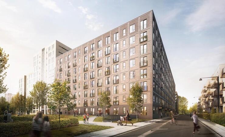 Skanska opfører bæredygtigt byggeprojekt i Ørestad