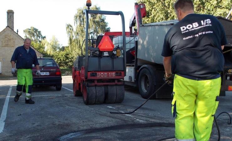 Outsourcing af vej-vedligeholdelse gav mening i Middelfart