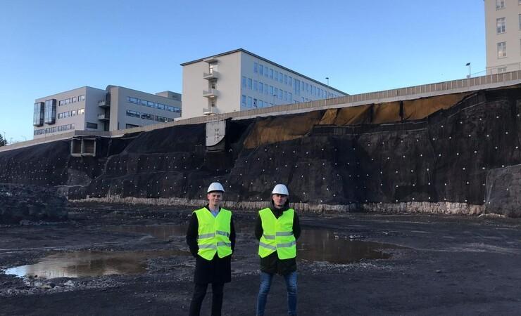 Udlandet kigger mod Danmark for innovativ byggestyring