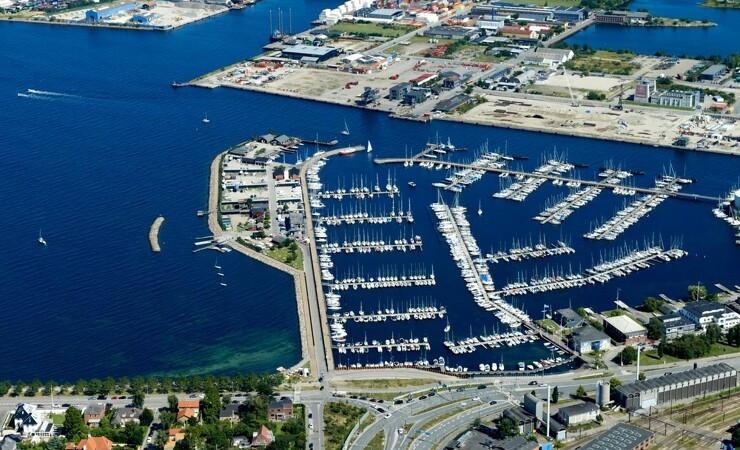 Entreprenør skal findes til midlertidig lystbådehavn