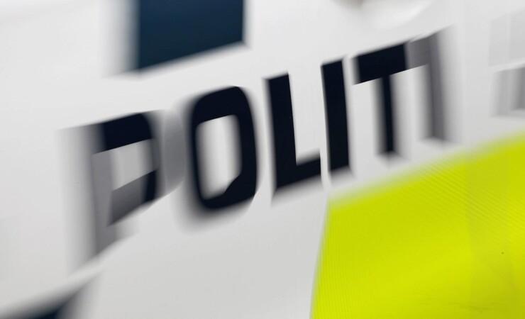 Gavl styrter sammen i Esbjerg