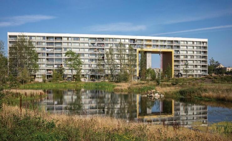 Stort betonprojekt blandt finalisterne til Renoverprisen 2021