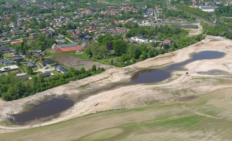Nye regnvandssøer beviser sit værd