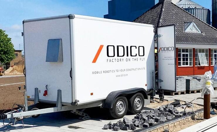 Odico nomineret til teknologipris