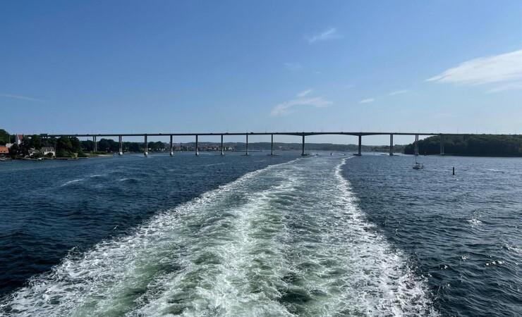 Svendborgsundbroen renoveres fra august