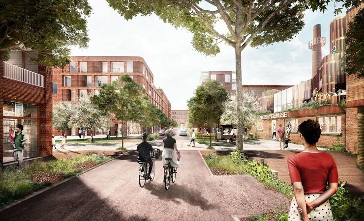 Aarhus Amtssygehus forvandles til nyt bykvarter