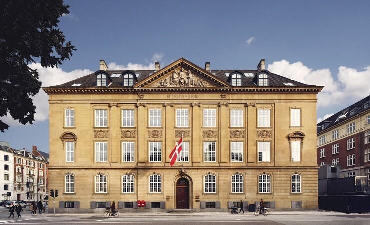 Fortiden og nutiden indtager Københavns nye luksushotel