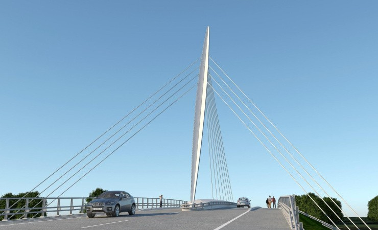 """Ny bro rykker Nærheden """"tættere"""" på"""