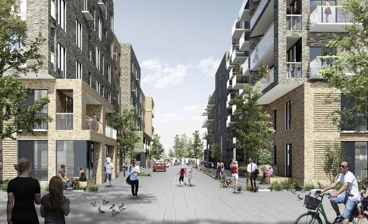 A. Enggaard skal opføre ny bydel i Aarhus