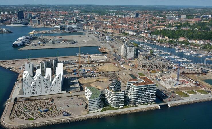 Udvidelse af Aarhus Havn skal miljøvurderes