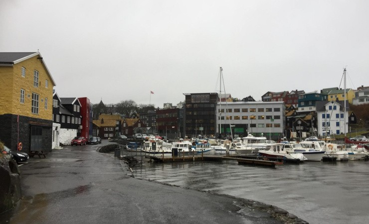 Tv-inspektion i færøske fjelde