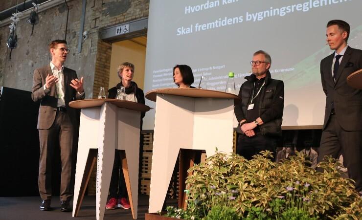 Er bæredygtighed snak eller handling?