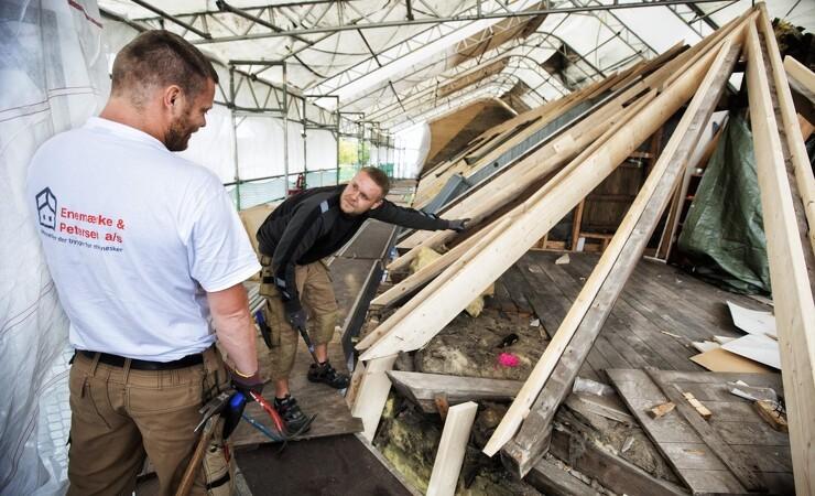 Studerende udvikler idéer til fremtidens byggebranche