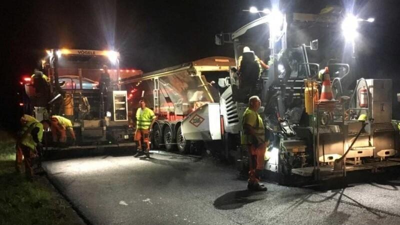 Vejdirektoratet tester klimavenlig asfalt