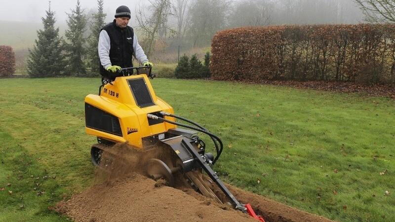 Tjekkisk graver er både stærk og smart