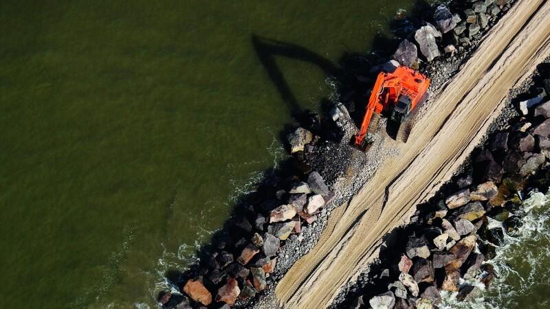 Danske vandmænd rykker til Sverige