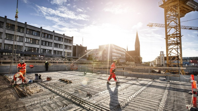 Züblin afleverer fundamentet til ny Odense-bydel