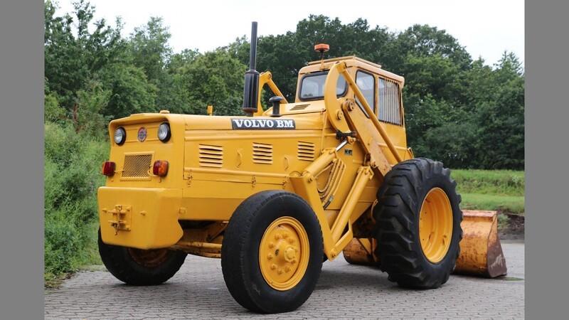 Svenskernes bagvendte traktor