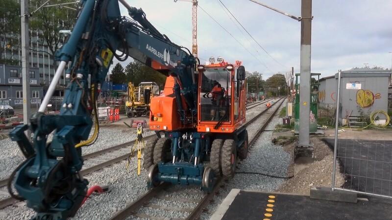 Travlhed sender Aarsleff Rail på indkøb