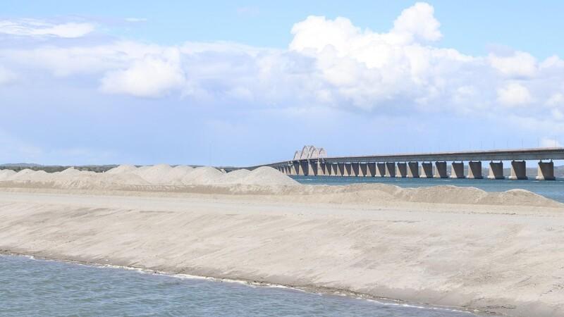 Byggeriet af Storstrømsbroen har rundet mere end 100 påbud