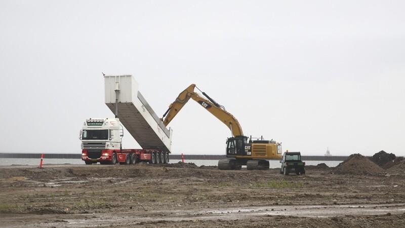 Forskellige muligheder for jordtransport til Lynetteholm under lup