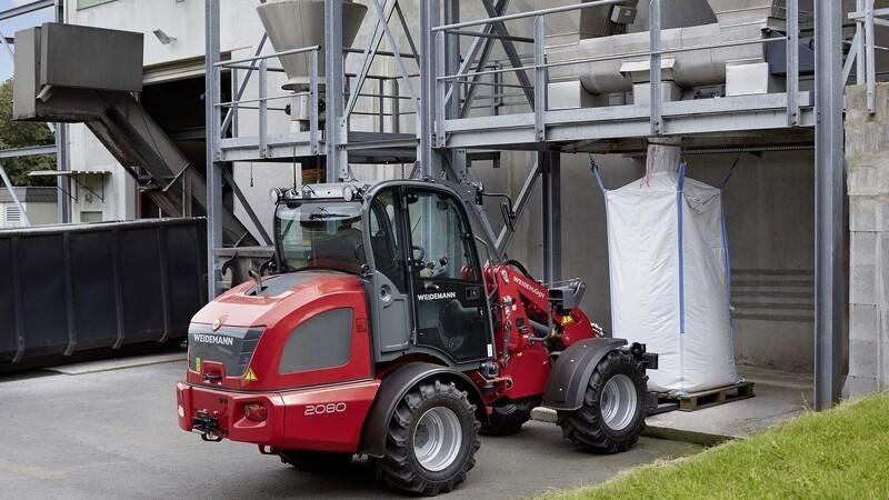 Hjullæssemaskiner med mere power og nyt design