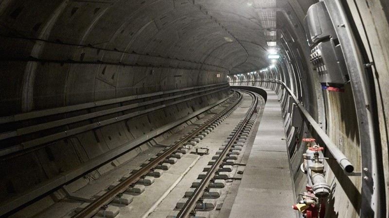 Unicon leverede over 600.000 kubikmeter beton til ny metro