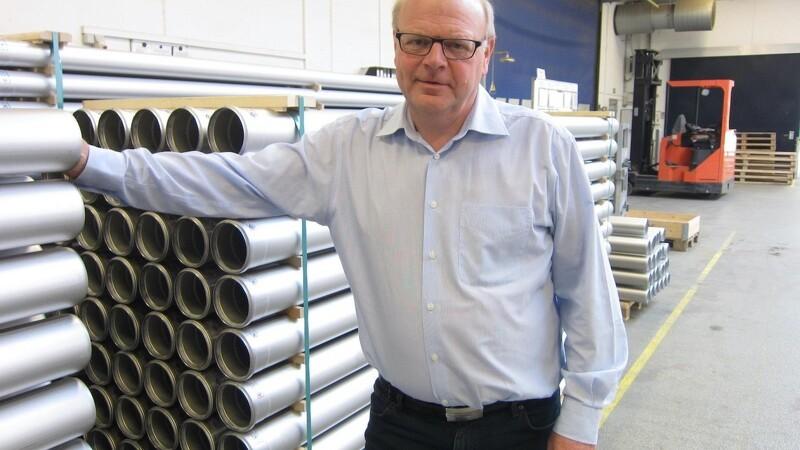 Kloakmestrene anbefaler stål i afløbene