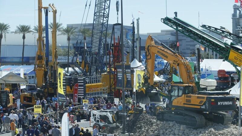 Volvo trækker sig fra Conexpo-messen i Las Vegas