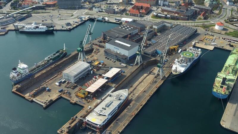 CG Jensen skal etablerer nyt kajanlæg i Frederikshavn