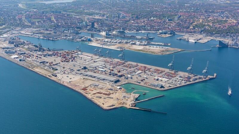 Milliardinvesteringer for Aarhus Havn