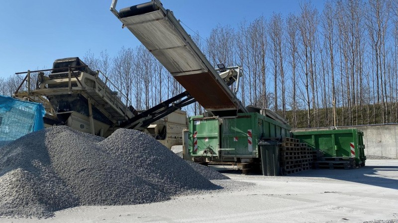 RGS Nordic og DK Beton klar med certificeret genbrugsbeton