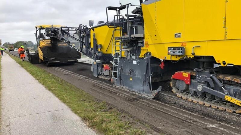 Arkil klar med grønnere asfalt