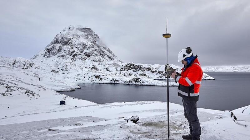 Grønlandske maskinførere får teknologisk boost med grej fra Scantruck