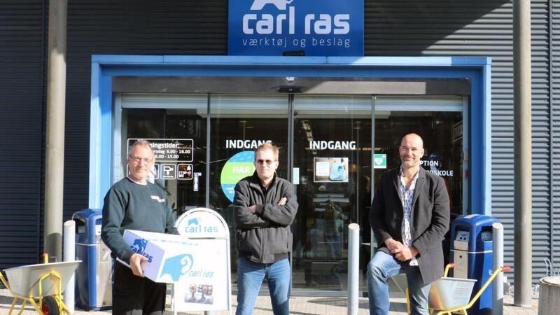 Carl Ras giver nyt liv til dit brugte værktøj