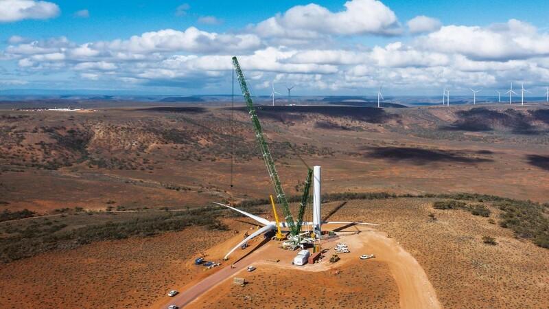 Grøn energi giver BMS-koncernen fremgang