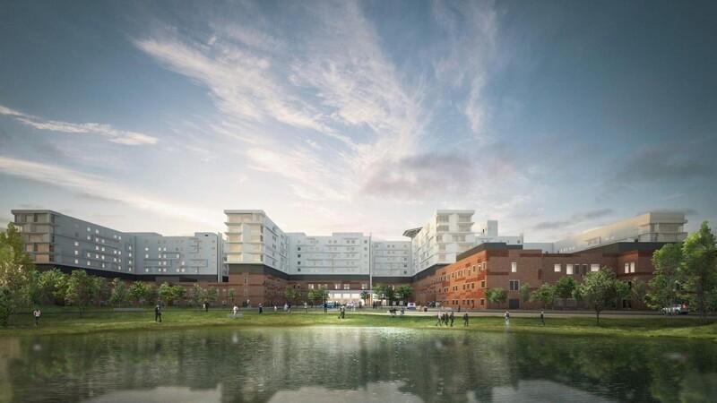 Corona forsinker sygehusbyggeri i Køge