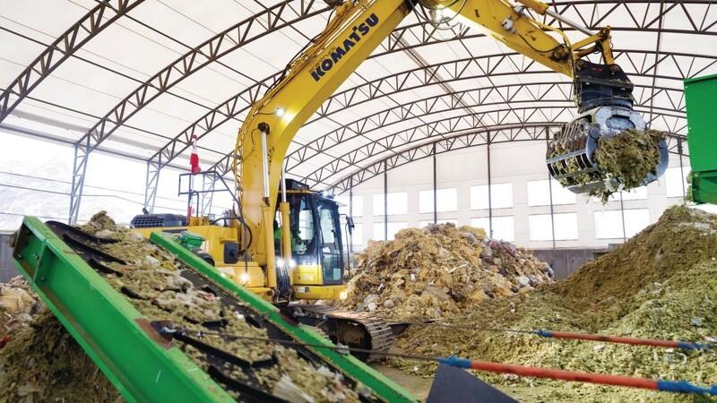 12000 tons affald holder på varmen
