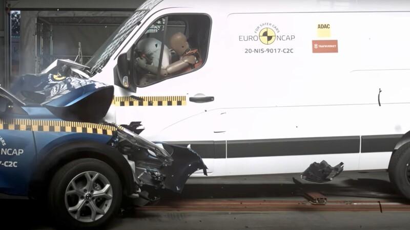 EuroNcap ranglister varebilernes sikkerhed