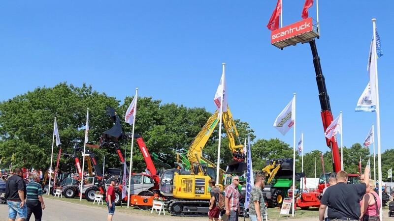 Roskilde vil booste maskinudstilling